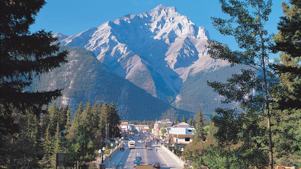 Canada Banff BC