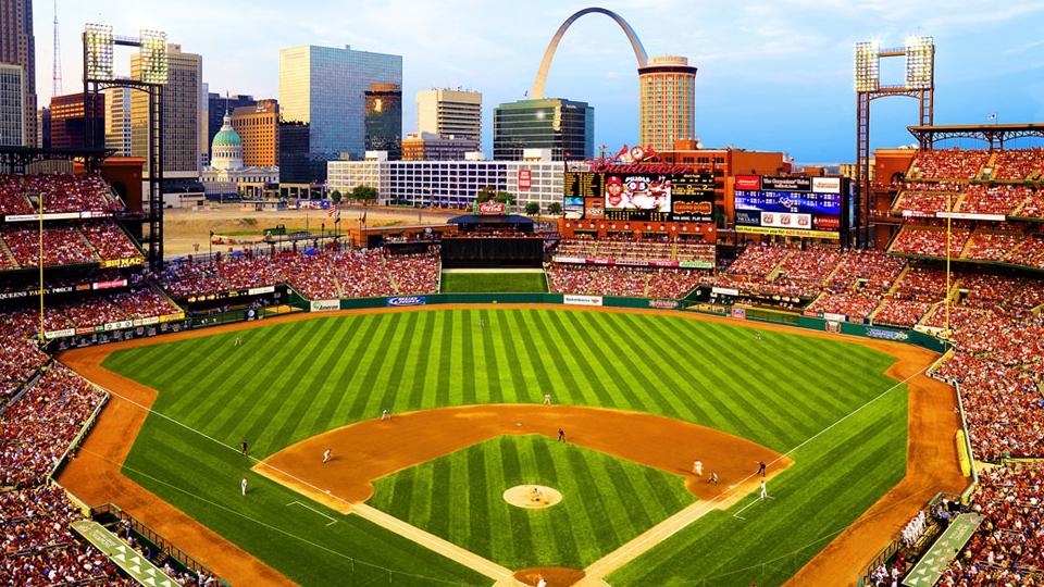 MO STL Baseball stadium