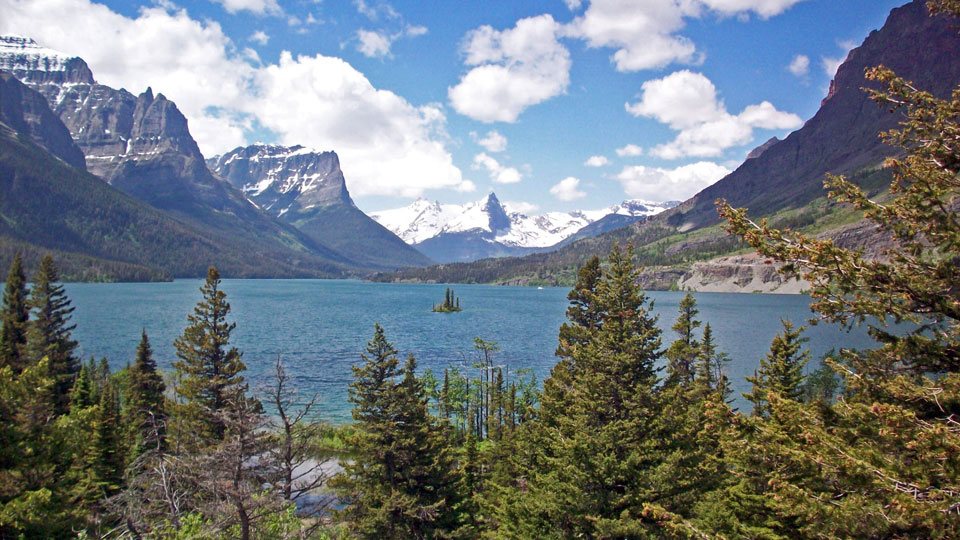 MT Glacier National Park