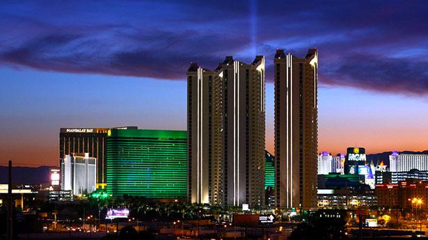 NV Las Vegas skyline