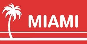 US FL Miami header Red